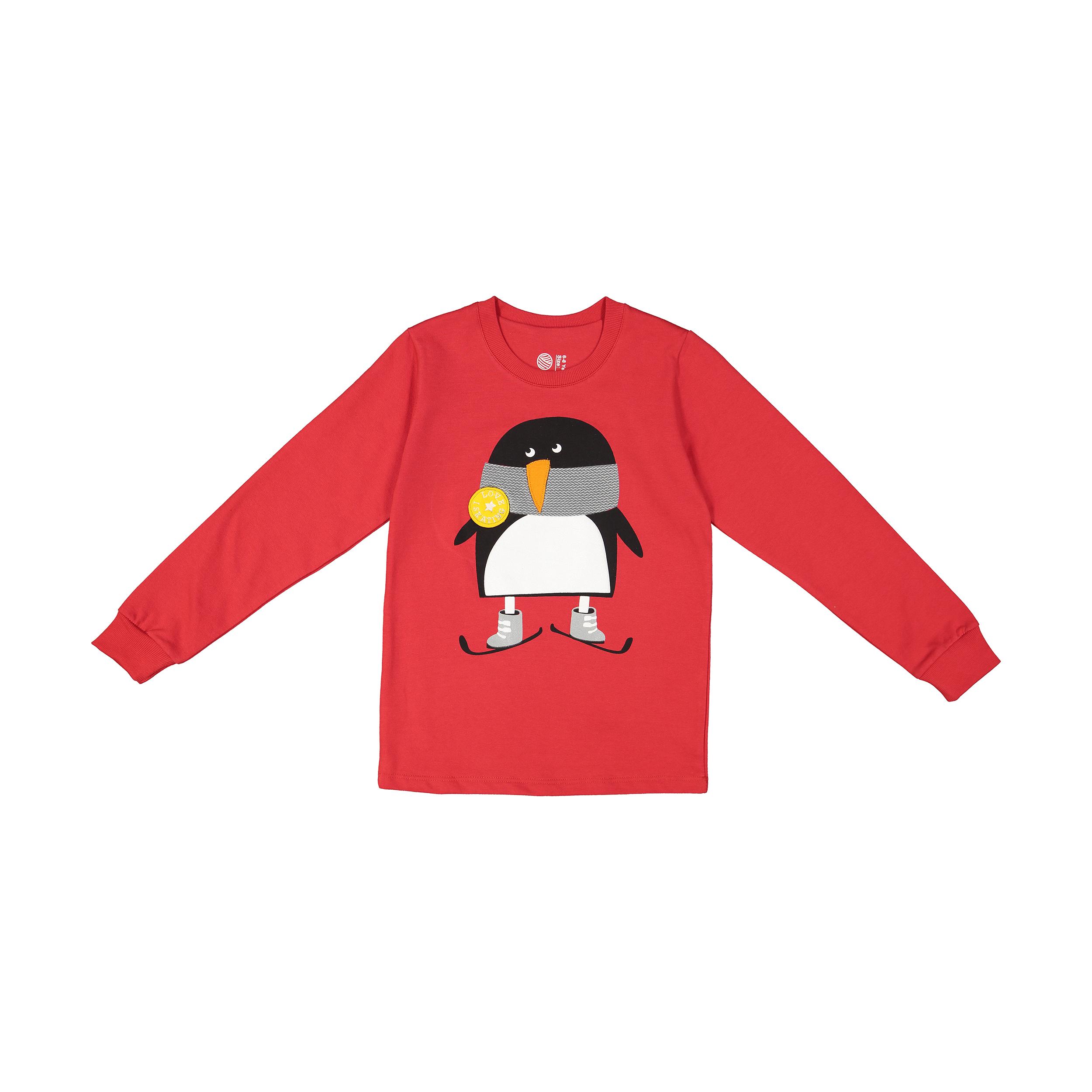 تی شرت پسرانه سون پون مدل 1391232-72