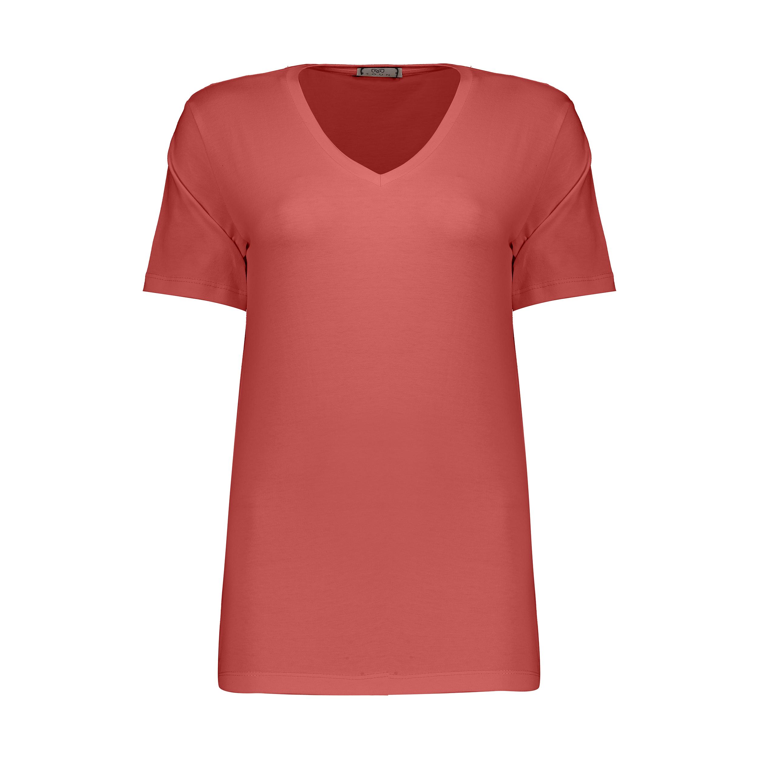 Photo of تی شرت زنانه مون مدل 163113873