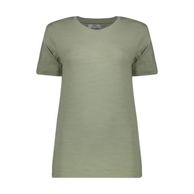 تی شرت زنانه مون مدل 1631139LG78