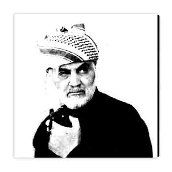 تابلو شاسی طرح سردار سلیمانی مدل As625