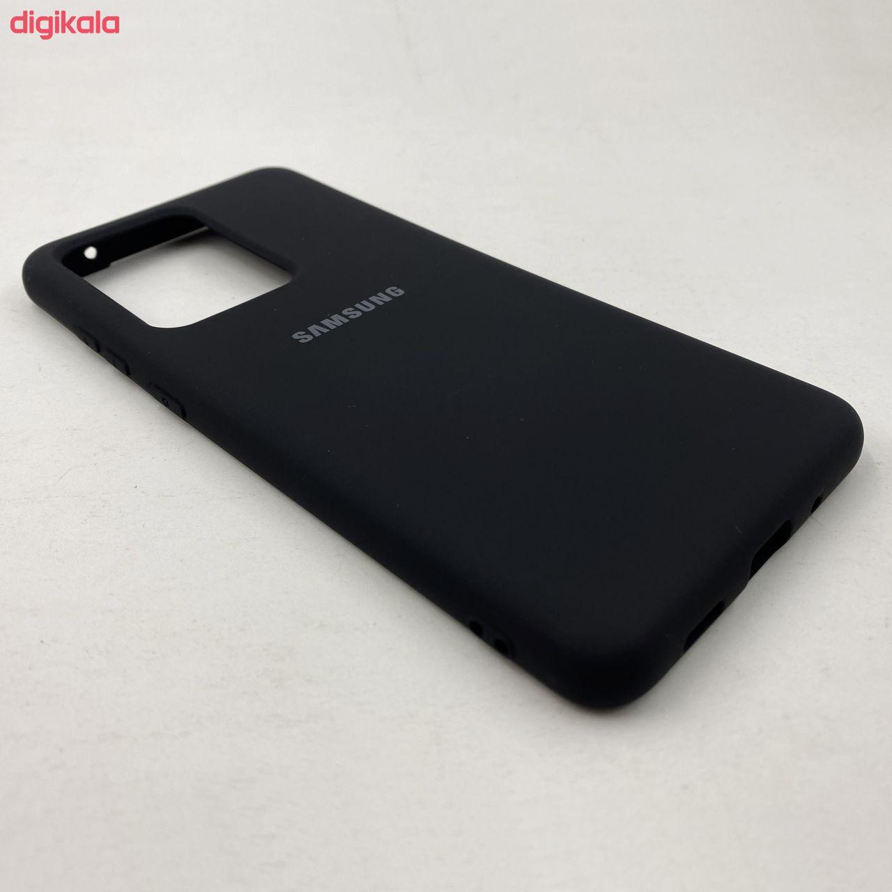 کاور مدل SCN مناسب برای گوشی موبایل سامسونگ Galaxy S20 PLUS main 1 3