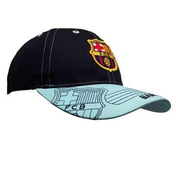 کلاه کپ طرح بارسلونا کد H_11
