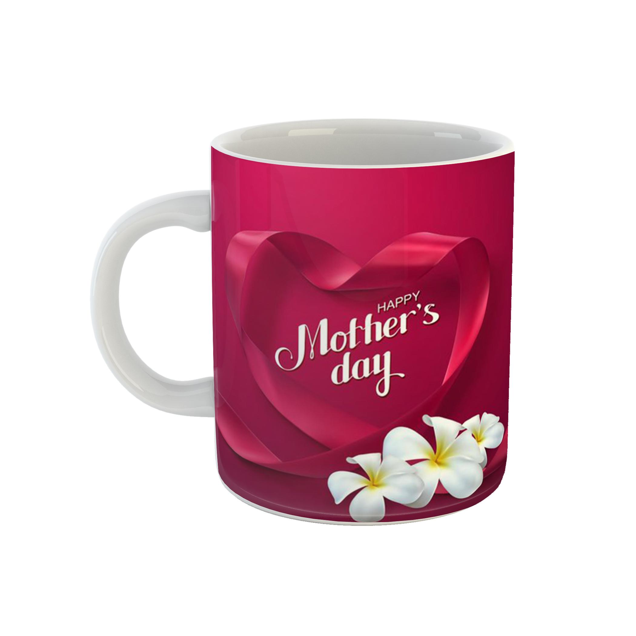 عکس ماگ طرح روز مادر کد 01