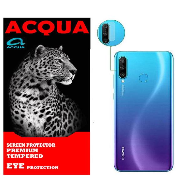 محافظ لنز دوربین آکوا مدل LN مناسب برای گوشی موبایل هوآوی P30 LITE / NOVA 4E
