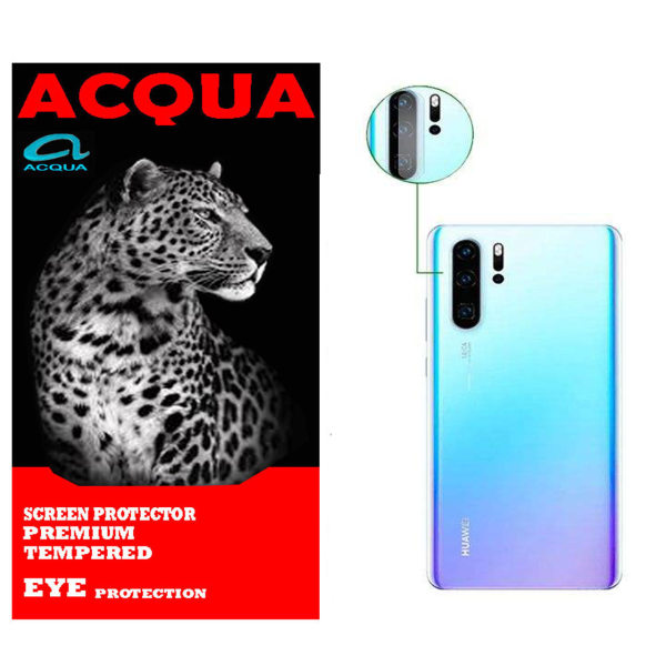 محافظ لنز دوربین آکوا مدل LN مناسب برای گوشی موبایل هوآوی P30 PRO