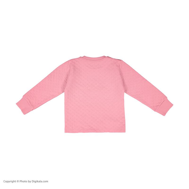 ست تی شرت و شلوار دخترانه سون پون مدل 1391229-84
