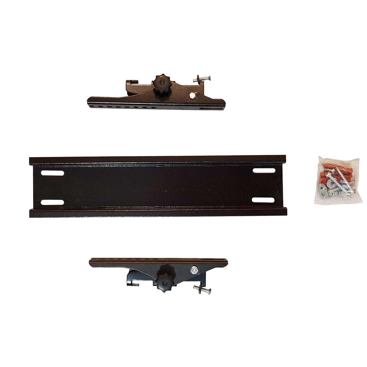 خرید اینترنتی پایه دیواری ال سی دی برند مدلJLE 301F مناسب برای تلویزیون های 32 تا 46 اینچ اورجینال