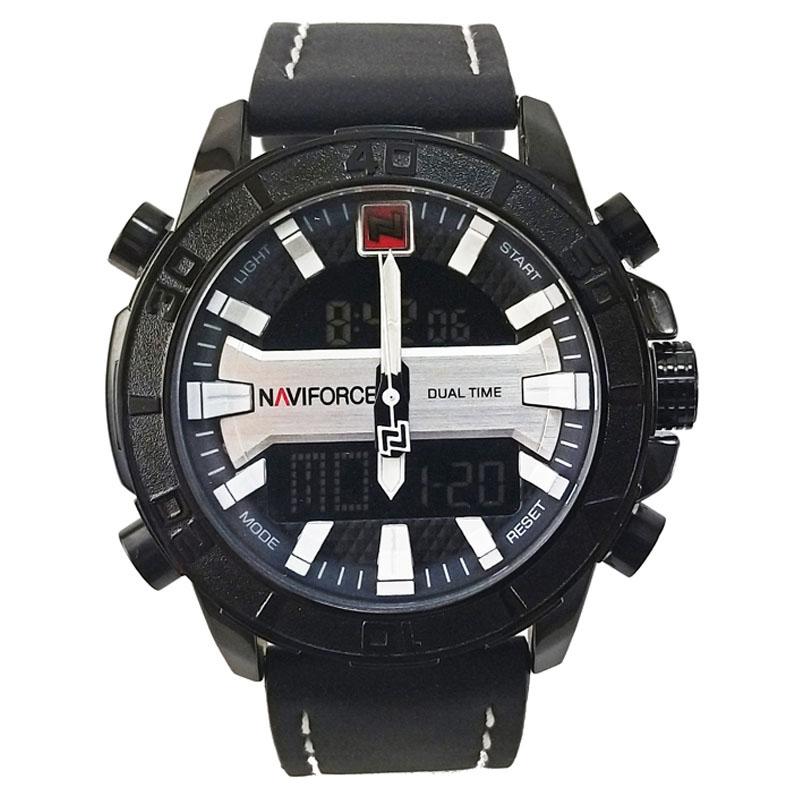 کد تخفیف                                      ساعت مچی عقربه ای مردانه نیوی فورس مدل NF94-BS