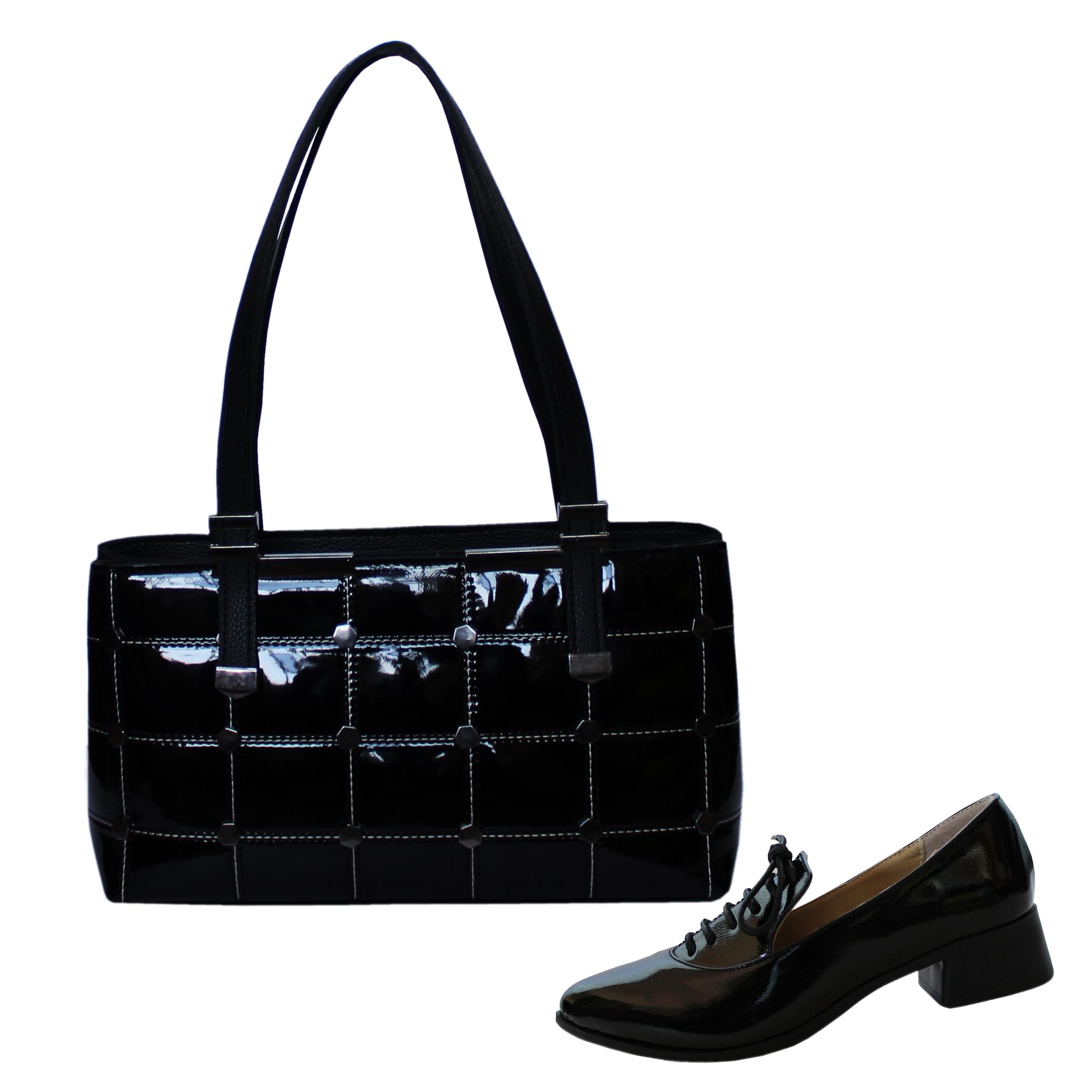ست کیف و کفش زنانه کد 0090