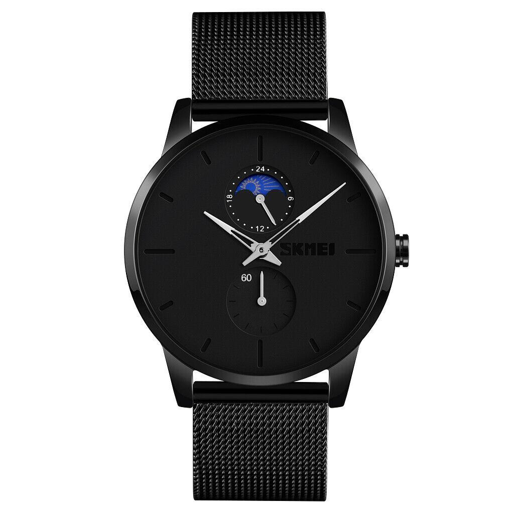 کد تخفیف                                      ساعت مچی عقربه ای مردانه اسکمی مدل 9208W