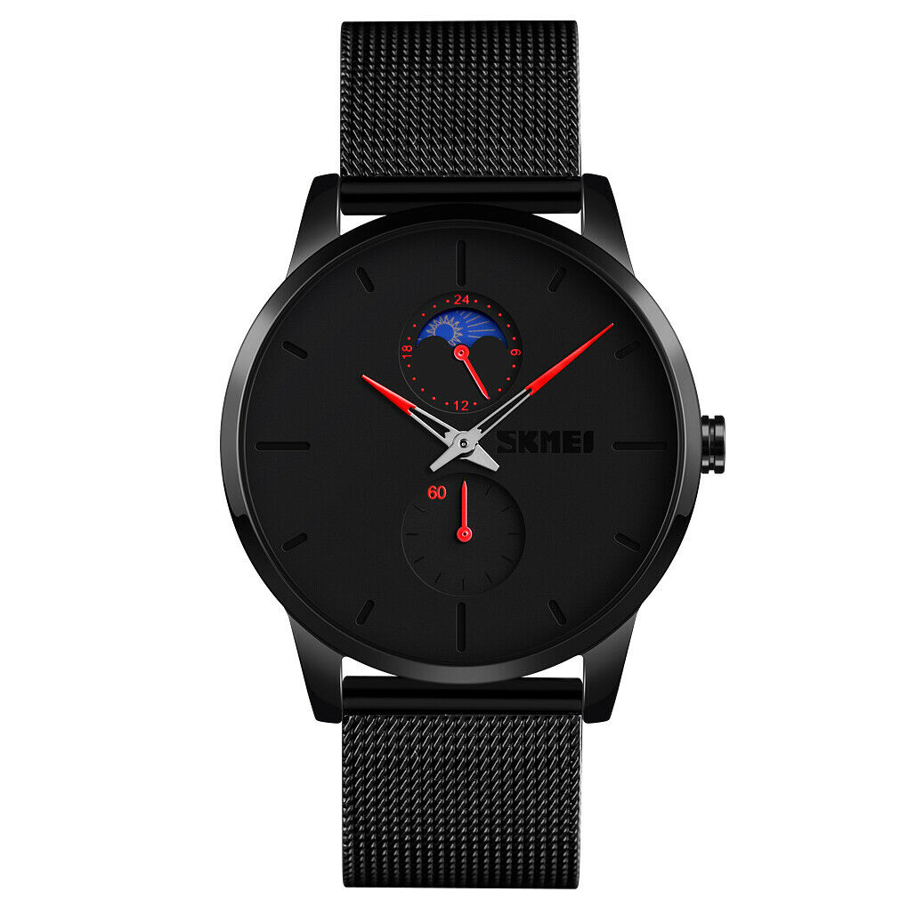 کد تخفیف                                      ساعت مچی عقربه ای مردانه اسکمی مدل 9208R