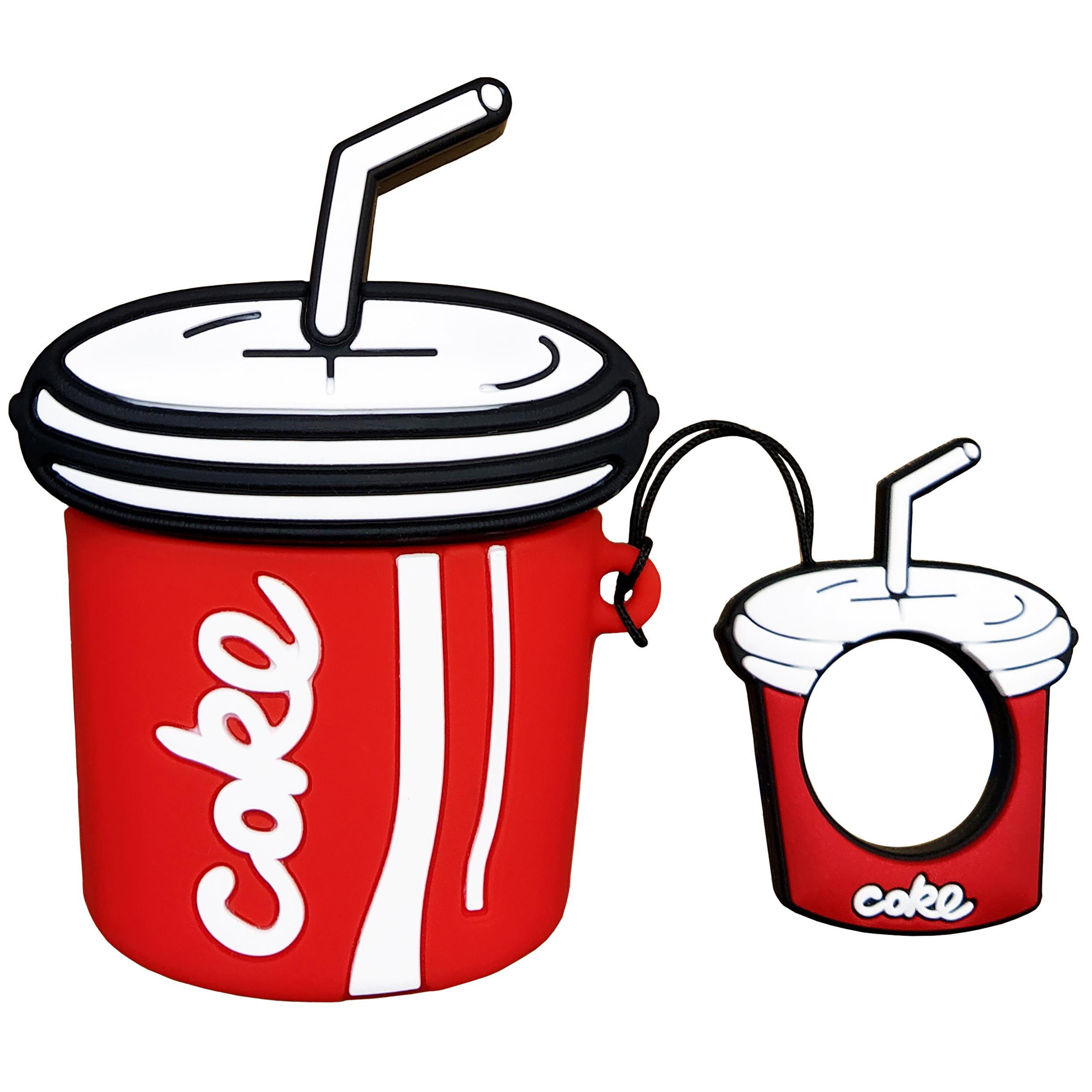 کاور طرح Coke کد 001 مناسب برای کیس اپل ایرپاد