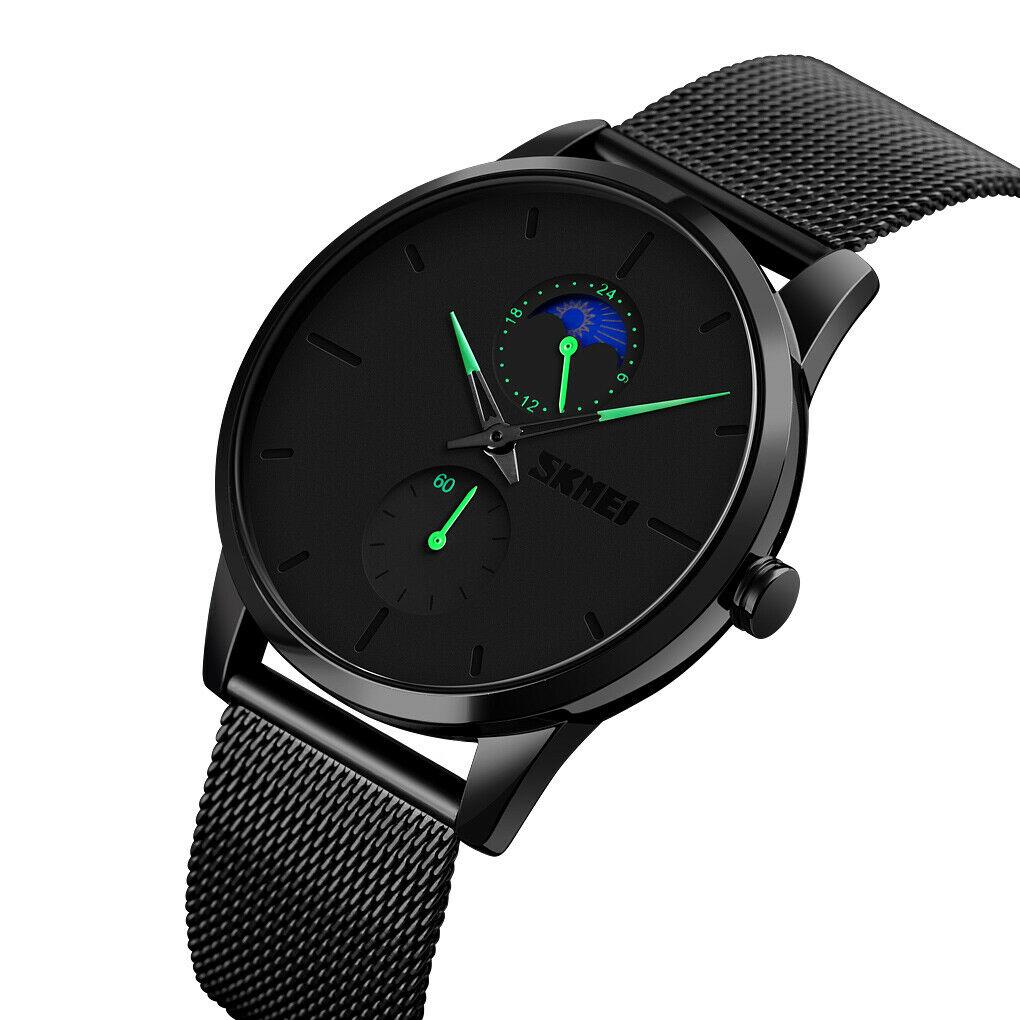 کد تخفیف                                       ساعت مچی عقربه ای مردانه اسکمی مدل 9208G