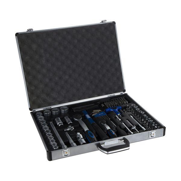 مجموعه 115 عددی ابزار مانسمان مدل 001