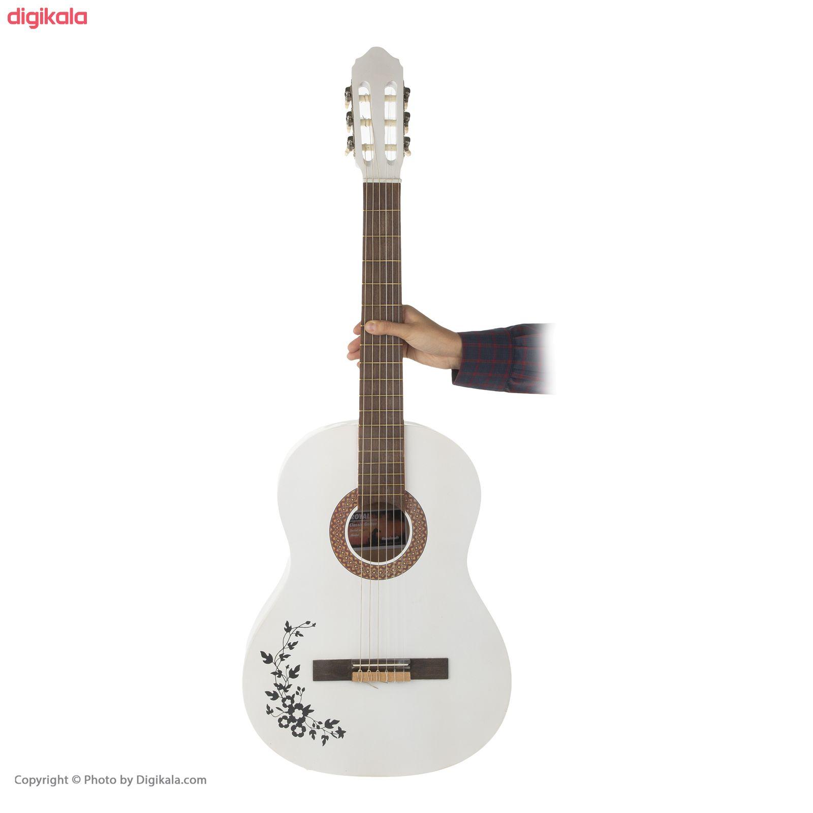 گیتار کلاسیک رویال کد 08 main 1 6