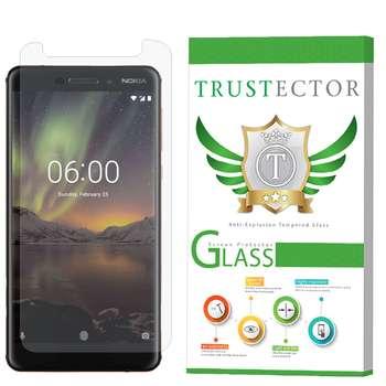 محافظ صفحه نمایش تراستکتور مدل GLS مناسب برای گوشی موبایل نوکیا 6.1 2018
