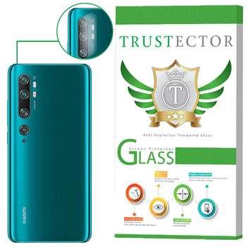 محافظ لنز دوربین تراستکتور مدل CLP مناسب برای گوشی موبایل شیائومی Mi Note 10 Pro بسته 3 عددی