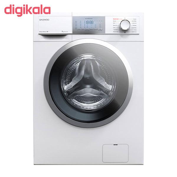 ماشین لباسشویی دوو سری کاریزما مدل DWK-7040W ظرفیت 7 کیلوگرم main 1 1