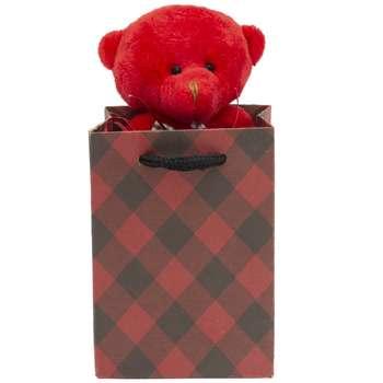 ست هدیه عروسک طرح خرس کد BT11479