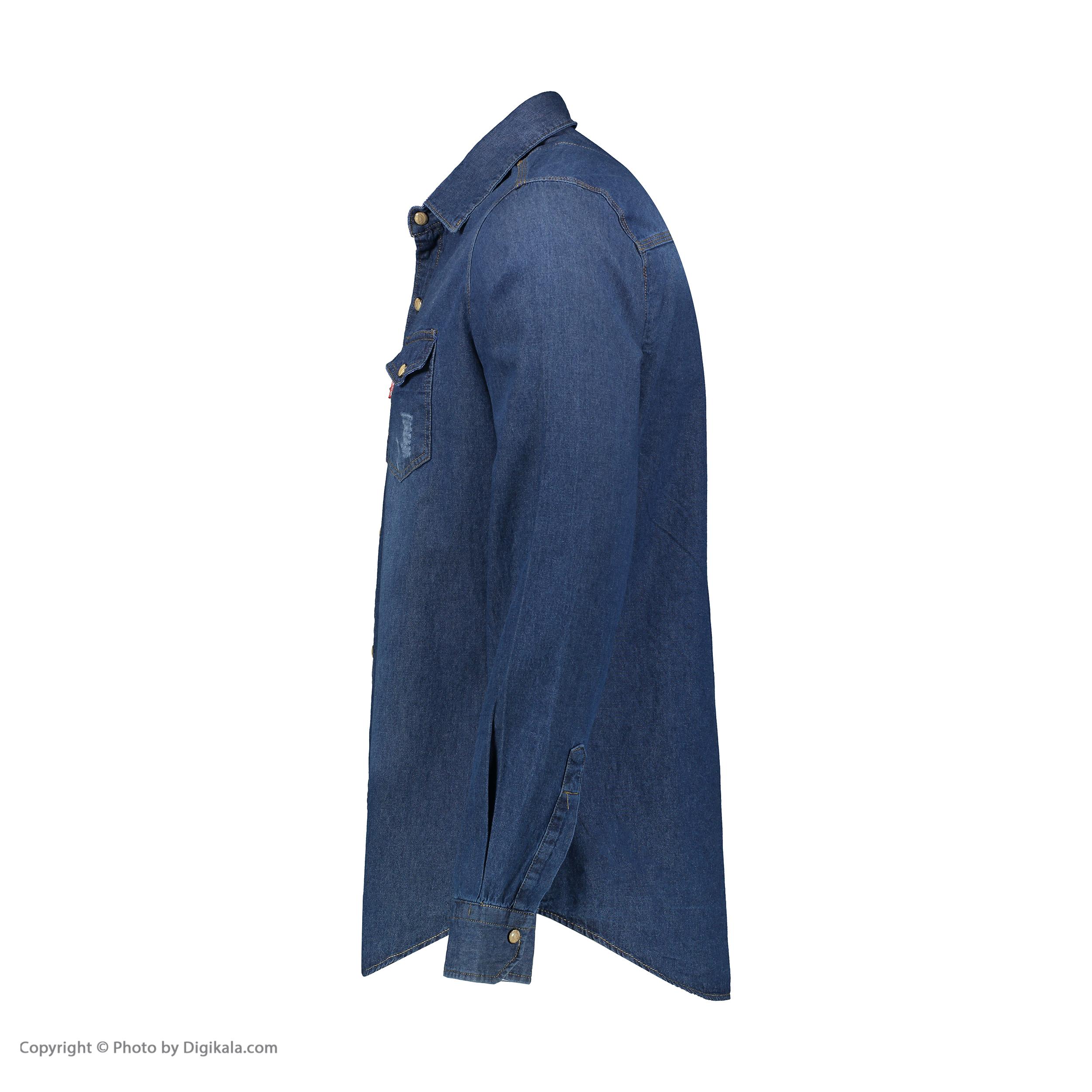 پیراهن مردانه کد PRSJD4002