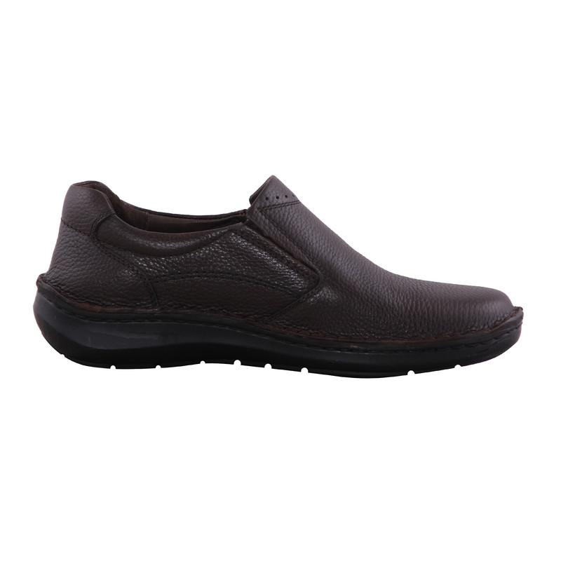 کفش طبی مردانه شهر چرم مدل MT41-3