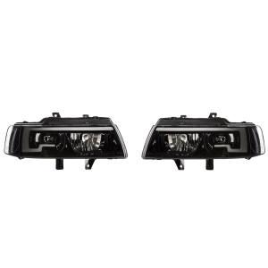چراغ جلو فراز مدل 10605 مناسب برای سمند