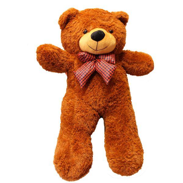 عروسک طرح خرس الکس ارتفاع 100سانتی متر