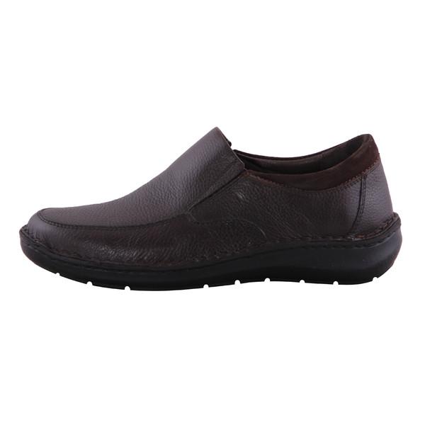 کفش طبی مردانه شهر چرم مدل MT43-3