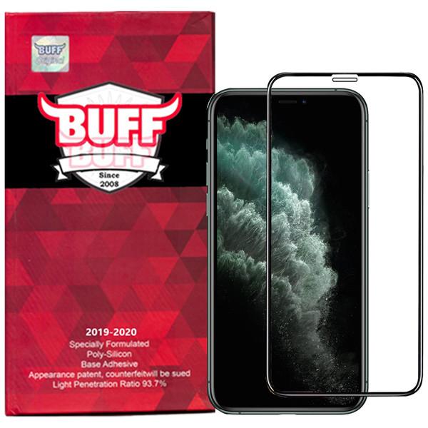 محافظ صفحه نمایش 5D بوف مدل FT03 مناسب برای گوشی موبایل اپل IPhone 11 Pro Max