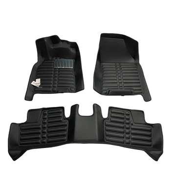 کفپوش سه بعدی خودرو اس آی سی جی مدل CBN مناسب برای رنو فلوئنس
