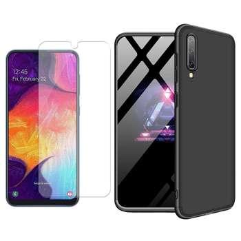 کاور 360 درجه مسیر مدل MGK-MGMJ-1 مناسب برای گوشی موبایل سامسونگ Galaxy A50/A30S/A50S به همراه محافظ صفحه نمایش
