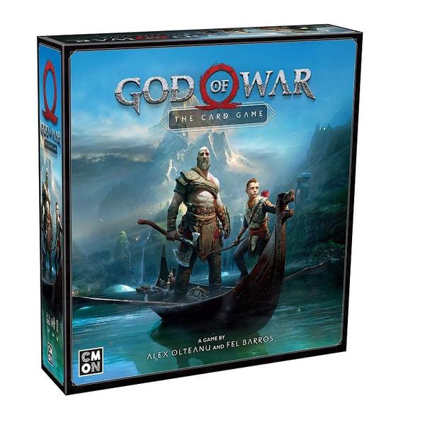 بازی فکری سی مون مدل God of war