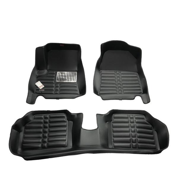کفپوش سه بعدی خودرو اسایسیجی مدل CBN مناسب برای MG 550
