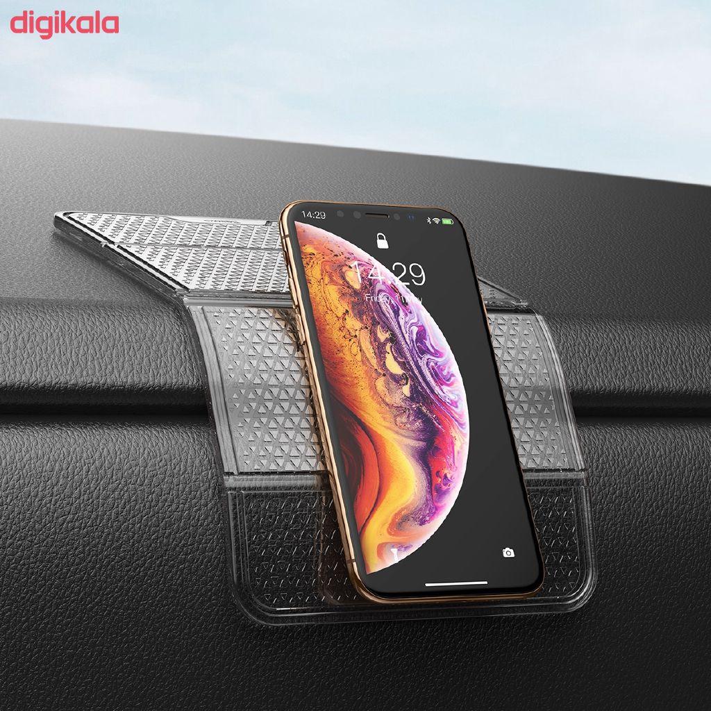 پایه نگهدارنده گوشی موبایل باسئوس مدل SUWNT-01 main 1 2