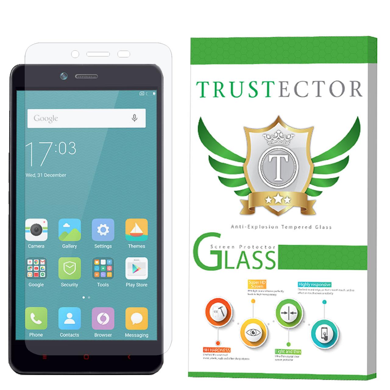 محافظ صفحه نمایش تراستکتور مدل GLS مناسب برای گوشی موبایل شیائومی Redmi Note 2 / Redmi Note 2 Prime