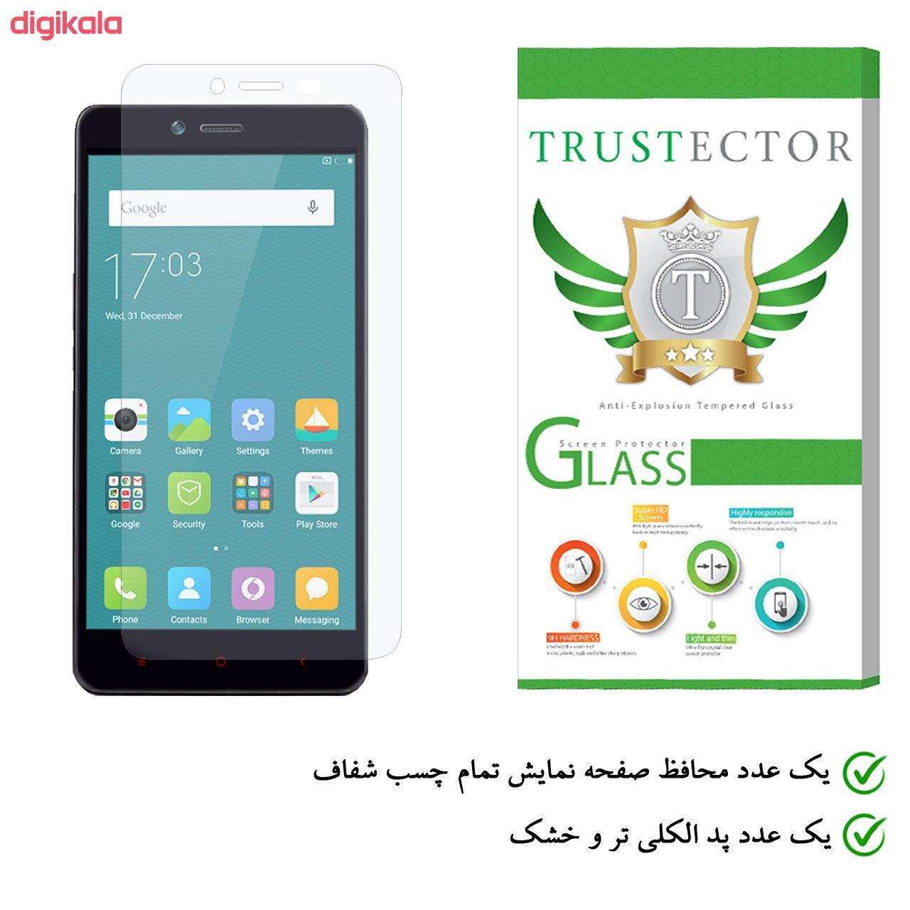محافظ صفحه نمایش تراستکتور مدل GLS مناسب برای گوشی موبایل شیائومی Redmi Note 2 / Redmi Note 2 Prime main 1 1