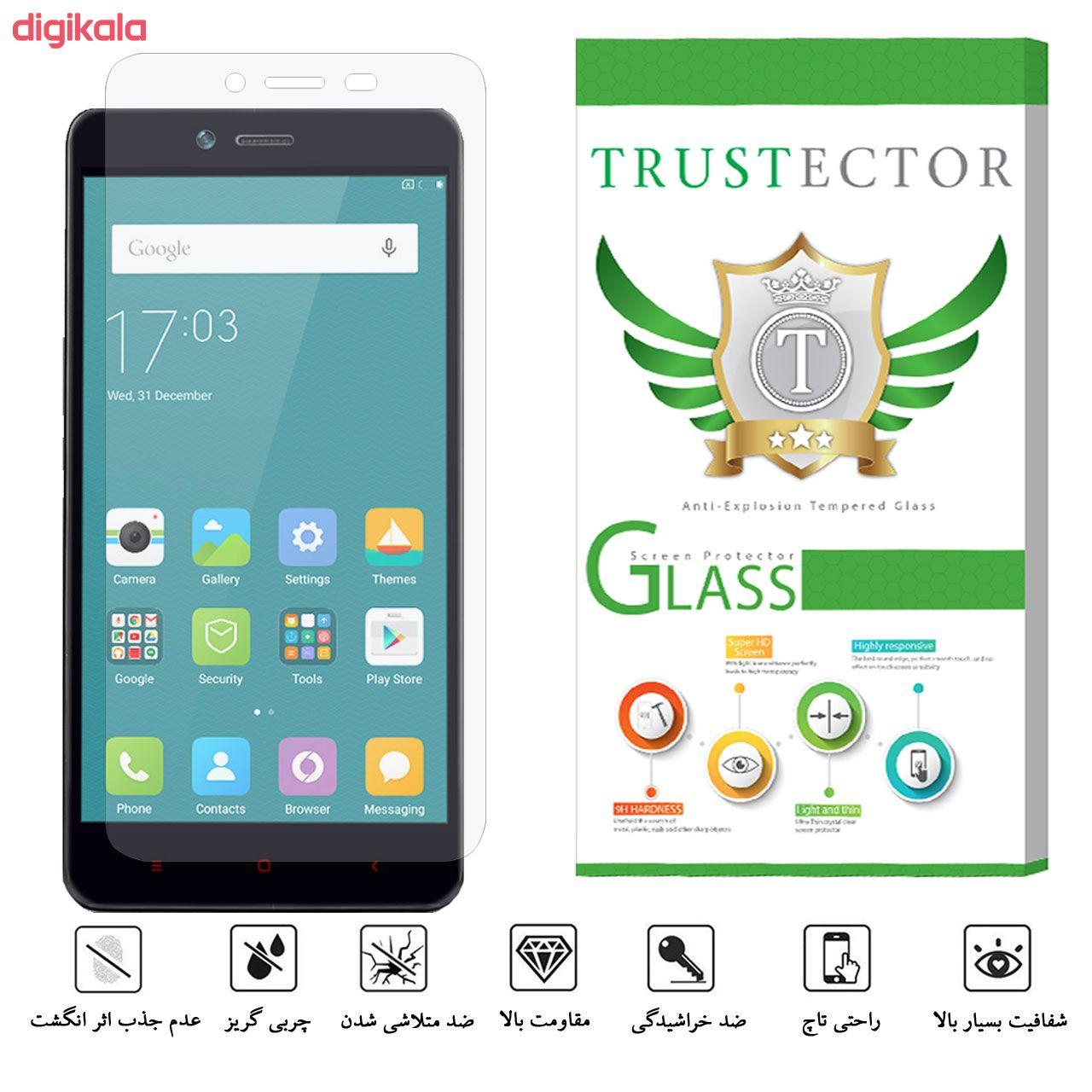 محافظ صفحه نمایش تراستکتور مدل GLS مناسب برای گوشی موبایل شیائومی Redmi Note 2 / Redmi Note 2 Prime main 1 2