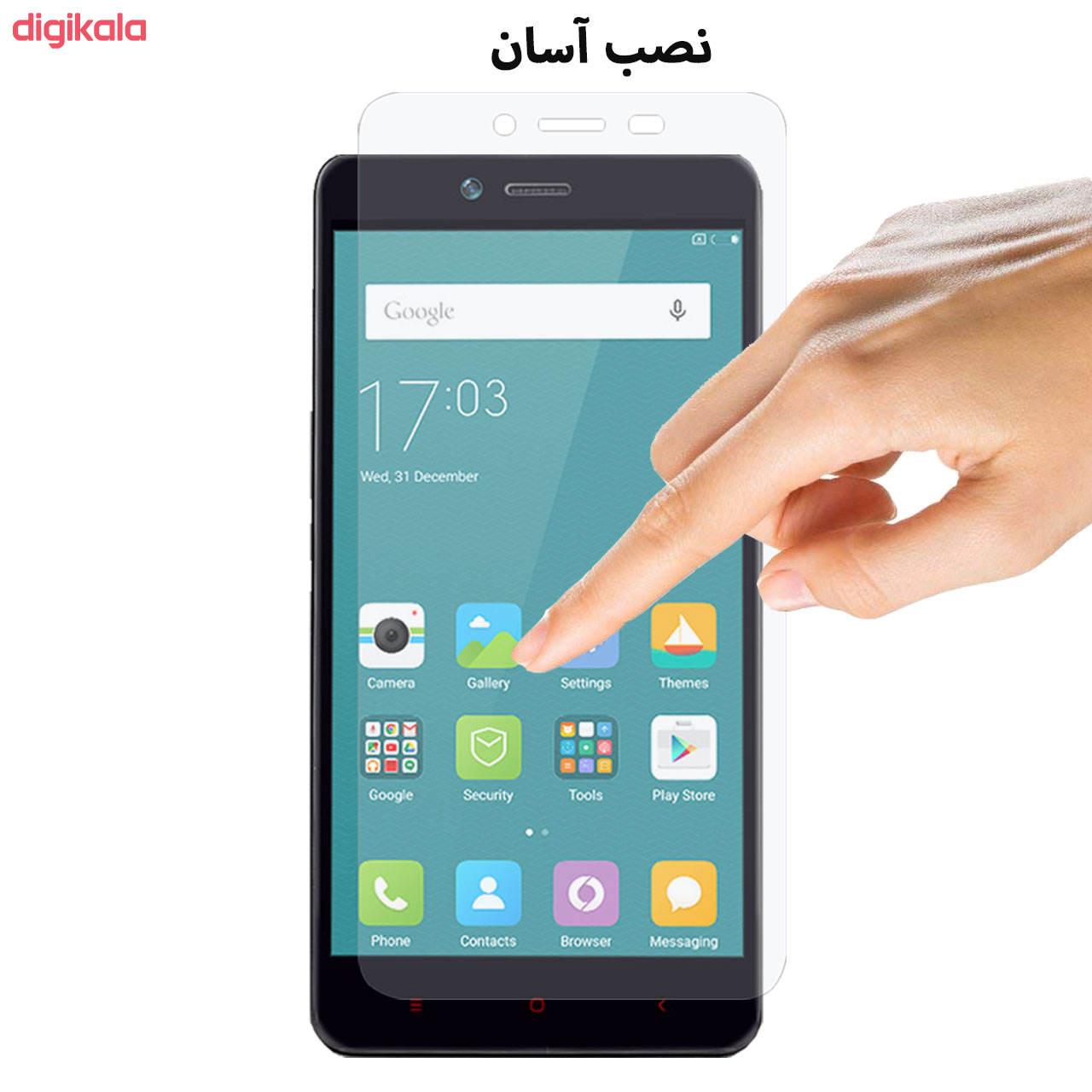محافظ صفحه نمایش تراستکتور مدل GLS مناسب برای گوشی موبایل شیائومی Redmi Note 2 / Redmi Note 2 Prime بسته 3 عددی main 1 4