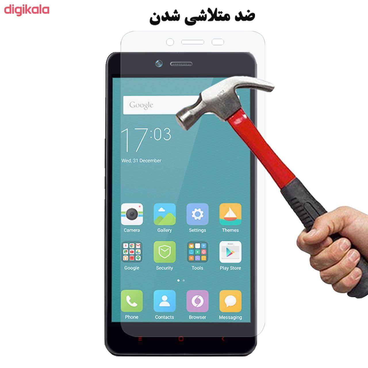 محافظ صفحه نمایش تراستکتور مدل GLS مناسب برای گوشی موبایل شیائومی Redmi Note 2 / Redmi Note 2 Prime بسته 3 عددی main 1 5