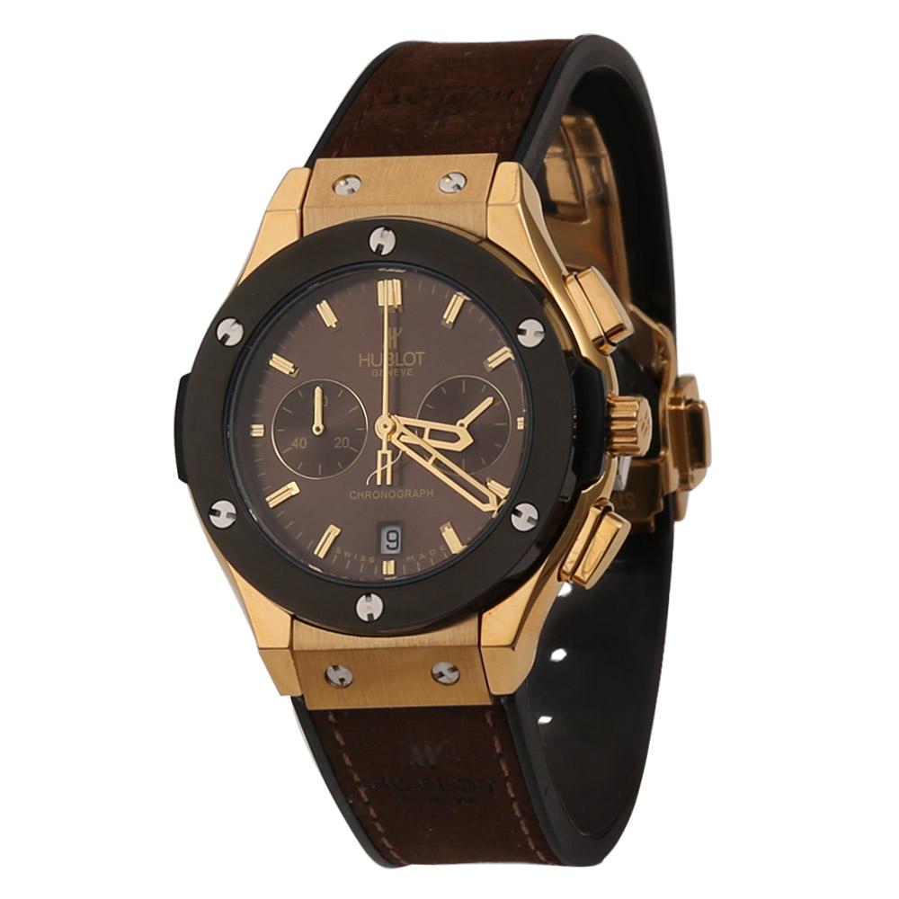 ساعت مچی عقربه ای زنانه هابلوت مدل W-168