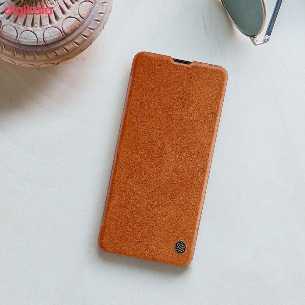 کیف کلاسوری نیلکین مدل QIN مناسب برای گوشی موبایل سامسونگ Galaxy A51