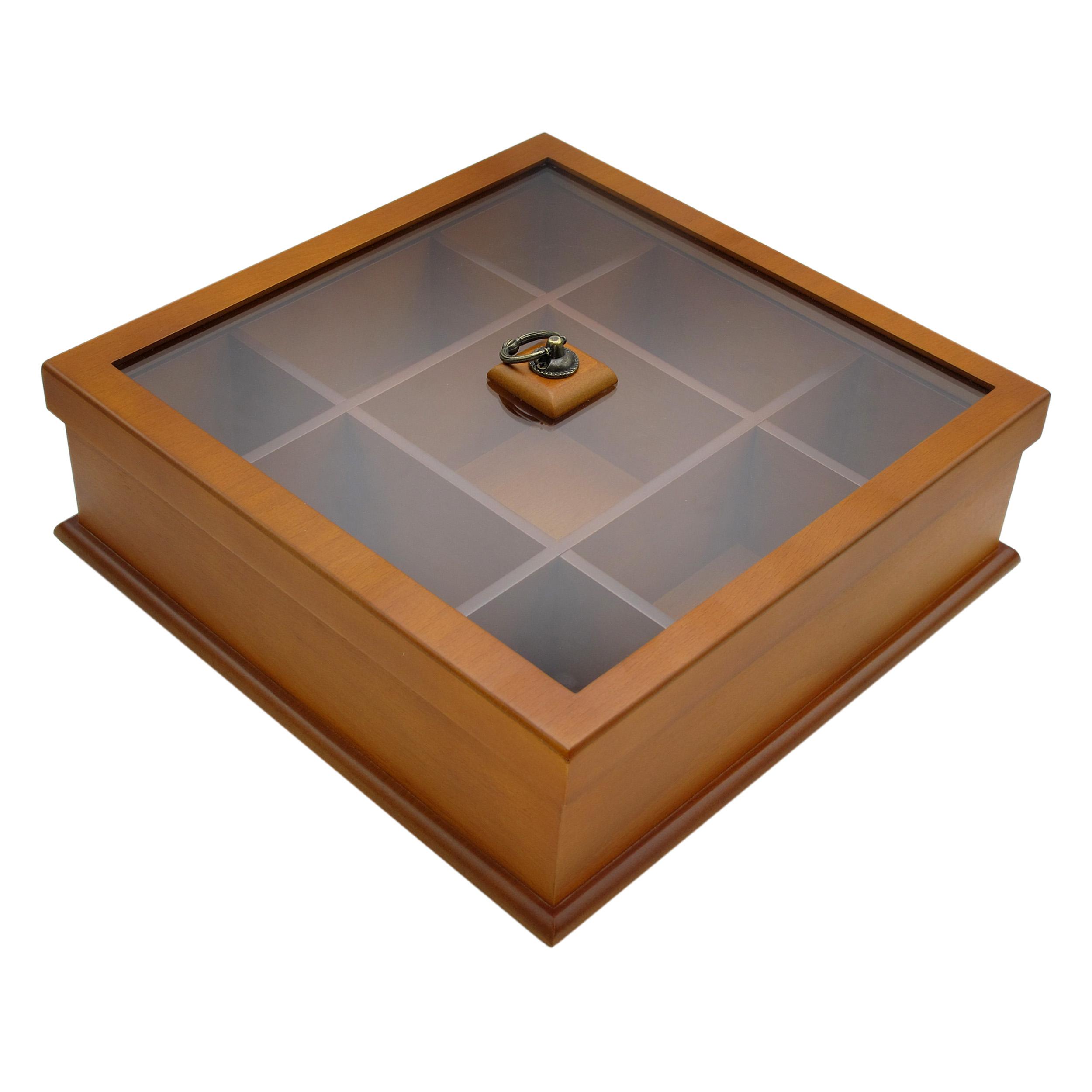 جعبه پذیرایی اوک کد 715