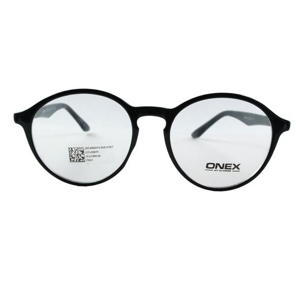 فریم عینک طبی زنانه اونکس کد s.1008.d