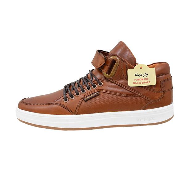 کفش روزمره مردانه چرمینه کد 286