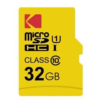 کارت حافظه microSDHC کداک مدل Premium Performance کلاس 10 استاندارد UHS-I U1 سرعت 85MBps ظرفیت 32 گیگابایت