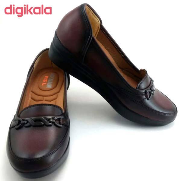 کفش زنانه نیکنام مدل راستوف کد 5555 main 1 2