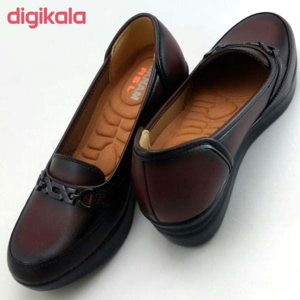 کفش زنانه نیکنام مدل راستوف کد 5555 main 1 3