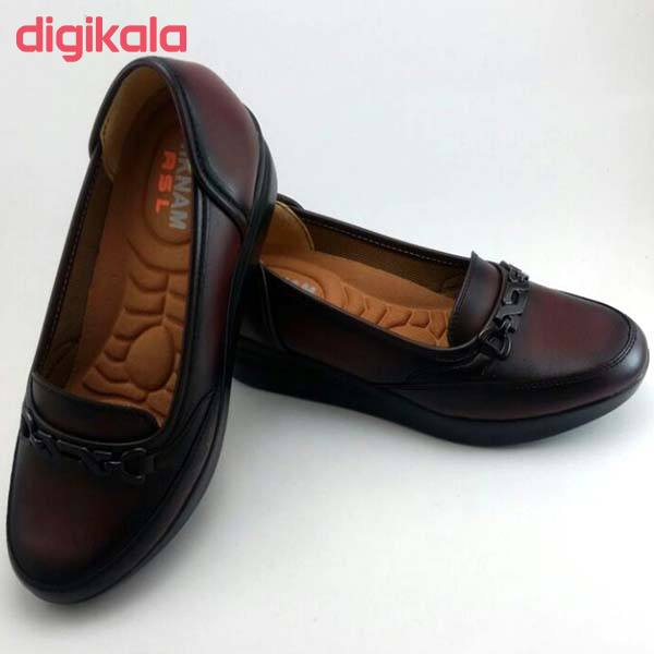 کفش زنانه نیکنام مدل راستوف کد 5555 main 1 4