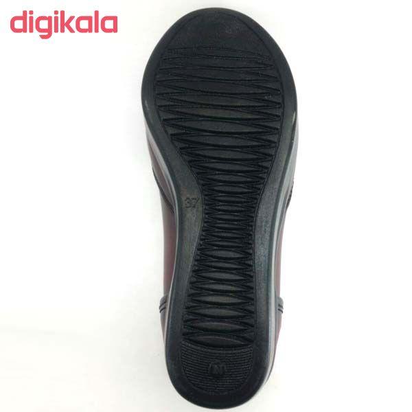 کفش زنانه نیکنام مدل راستوف کد 5555 main 1 5