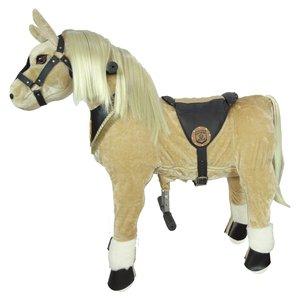 اسب رکابدار شادلین مدل بلوندی کد 3412